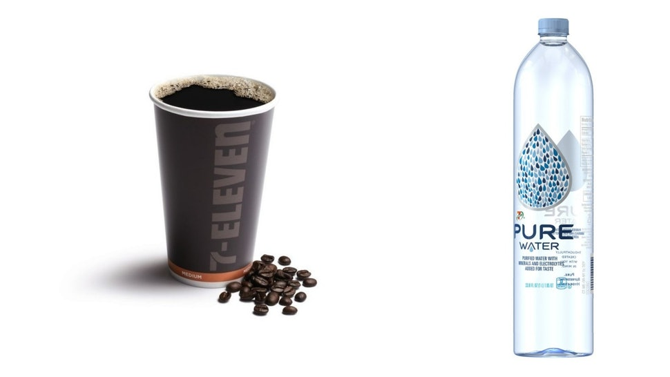 How To Get Coffee & Water From 7-Eleven For Just 19 Cents On New