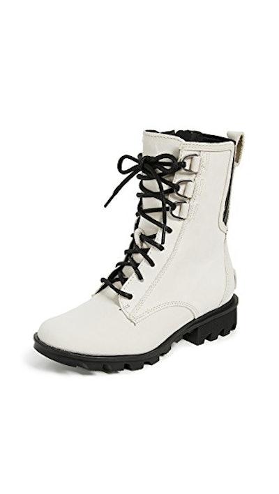 Phoenix Lace Up Boots
