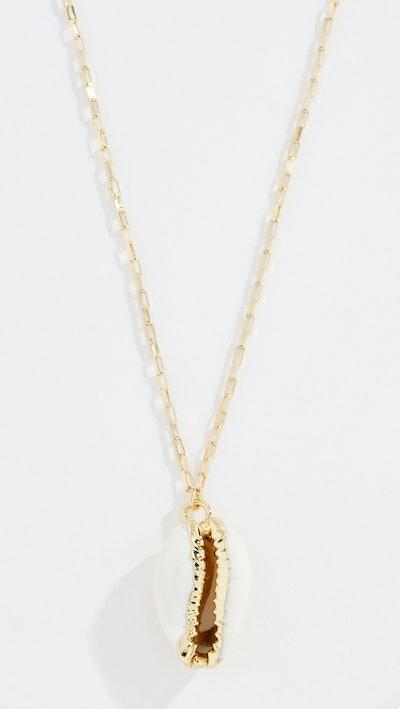 Caroline Gold Necklace