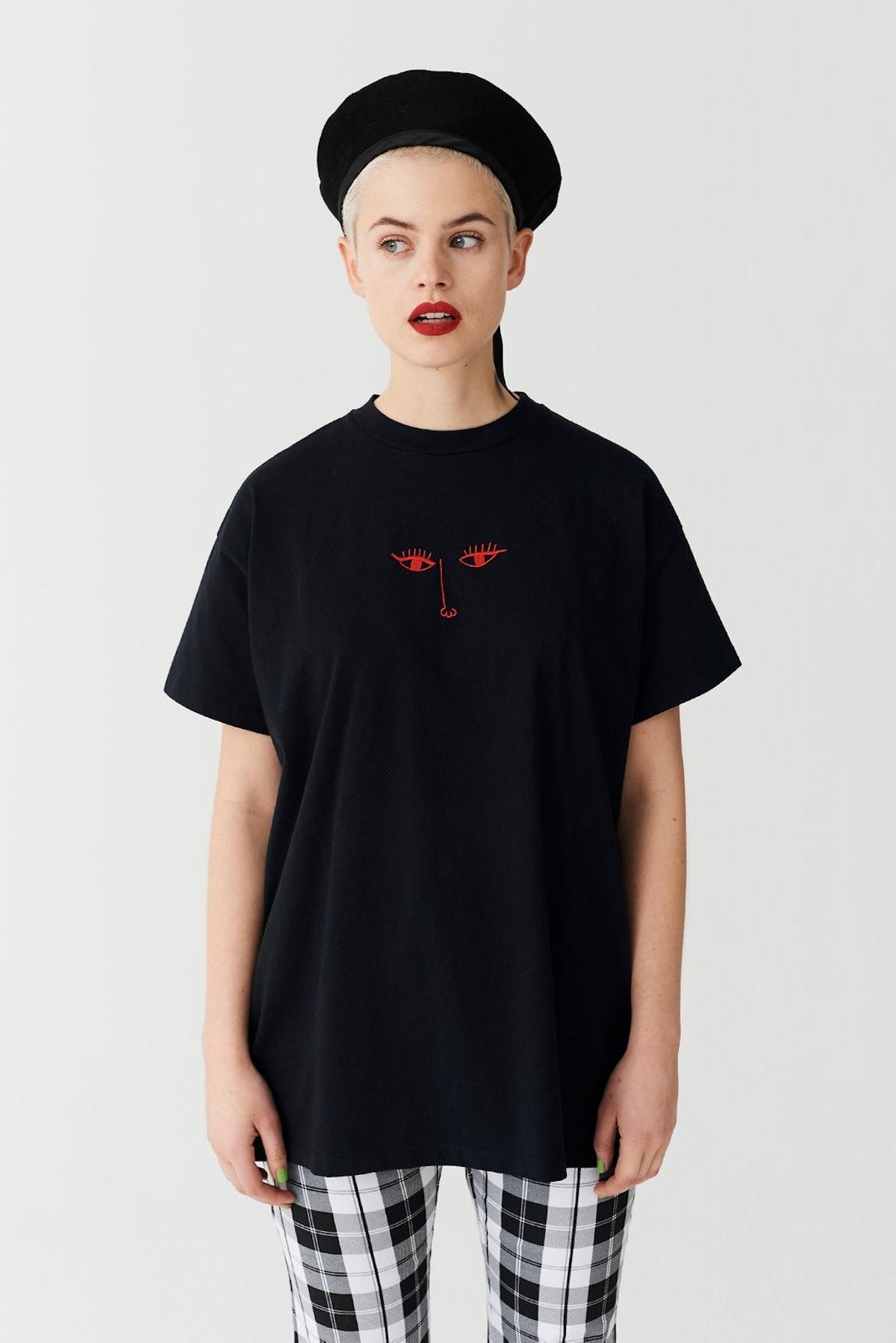 Lazy Oaf Eyes on You T-shirt