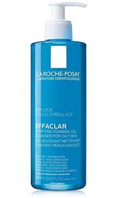 La Roche-Posay Effaclar Purifying Foaming Gel Face Wash Cleanser