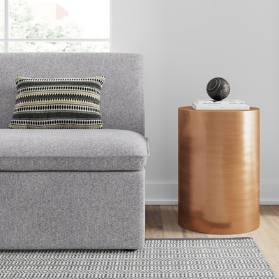 Pillar Accent Table Copper - Project 62