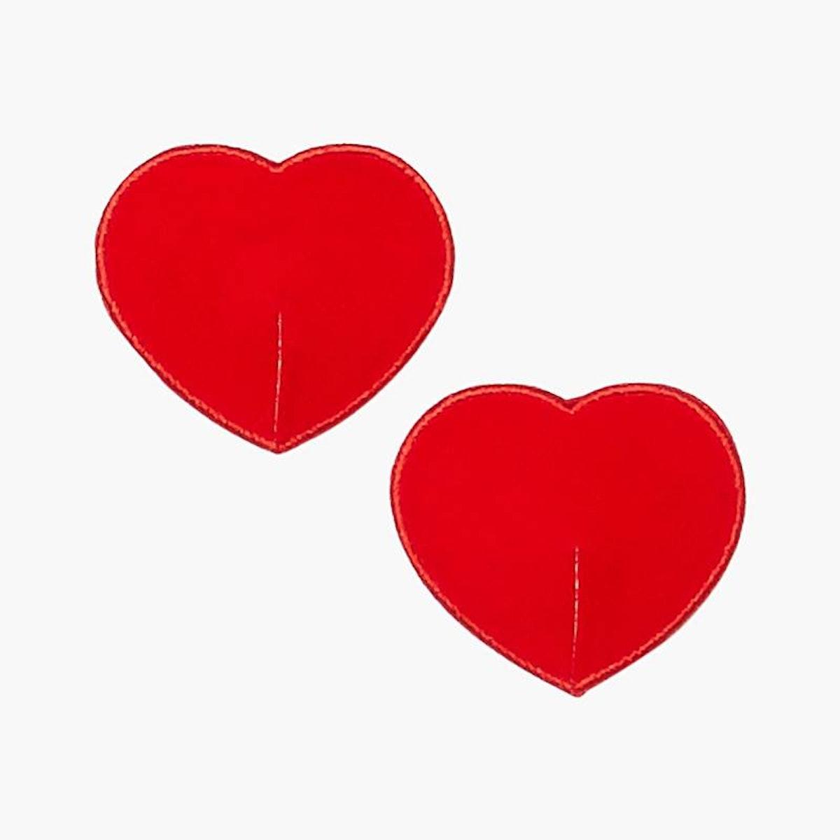 Velvet Heart Pasties