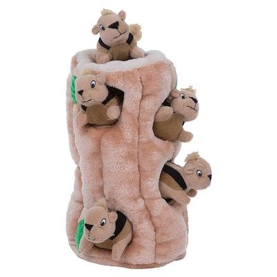 Outward Hound, Hide-A-Squirrel Puzzle Plush Toy