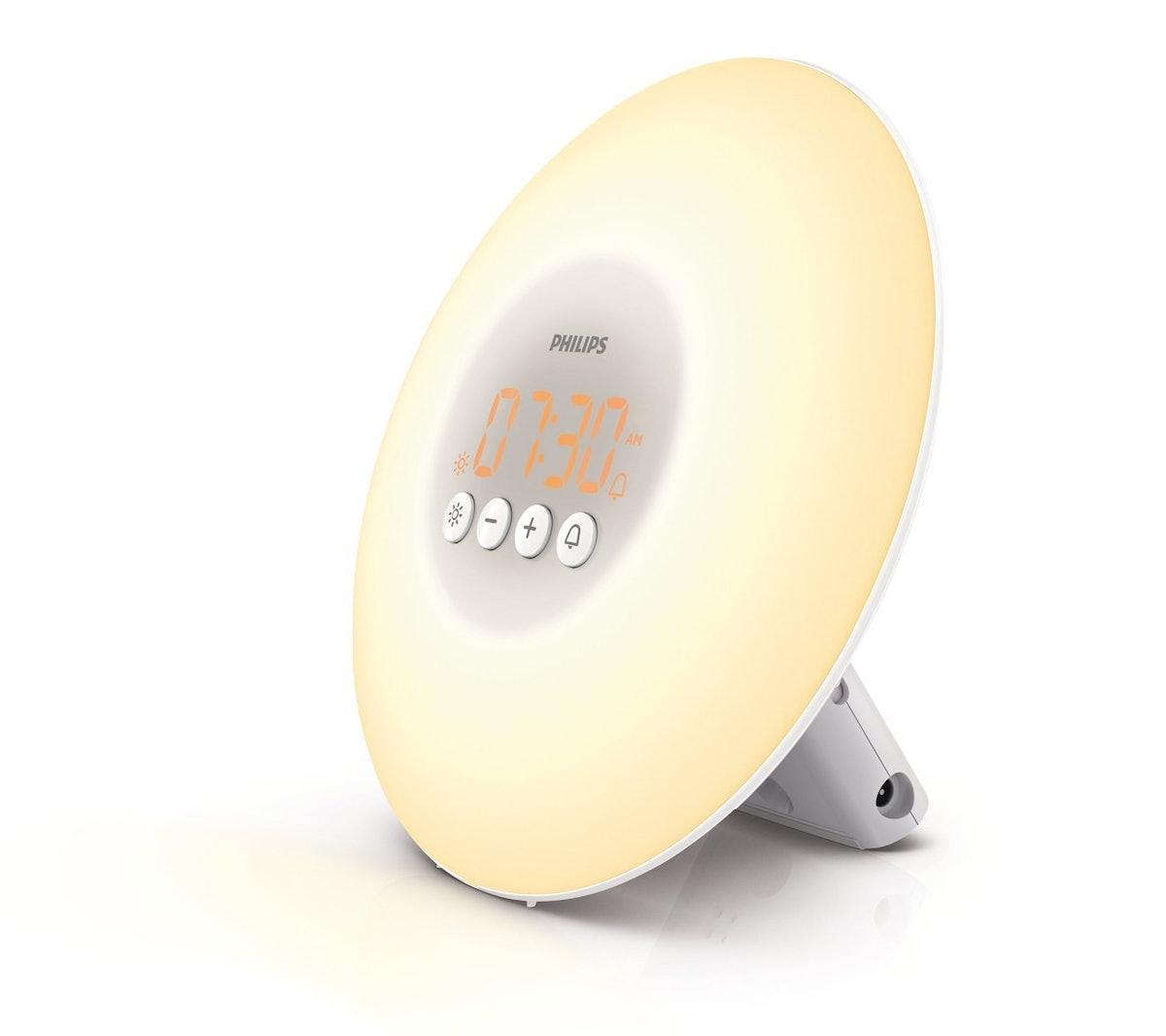 Philips Wake-Up Light Alarm Clock