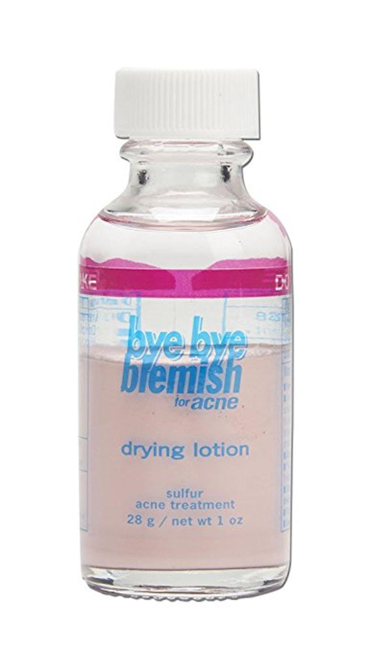 Bye Bye Blemish Acne Treatment Drying Lotion