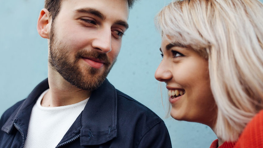 shy guy dating behavior