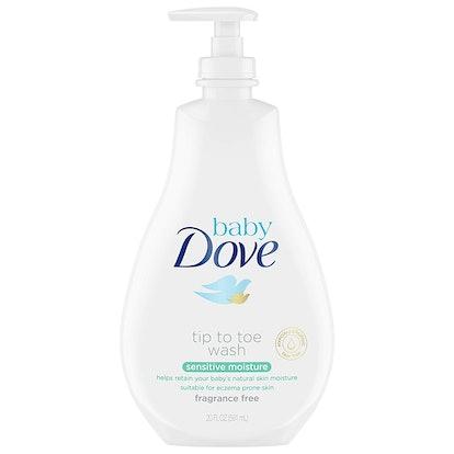 Baby Dove Body Wash, Sensitive Skin