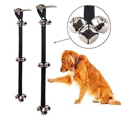 BLUETREE Dog Doorbells Potty Training Bells