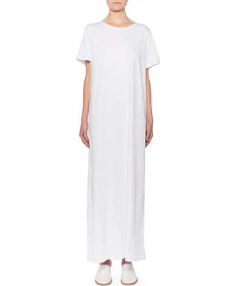 Rory Short-Sleeve Cotton T-Shirt Dress