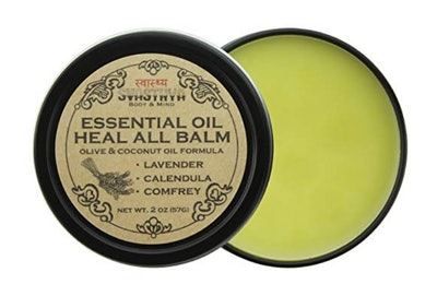 Svasthya Heal All Balm with Lavender Oil