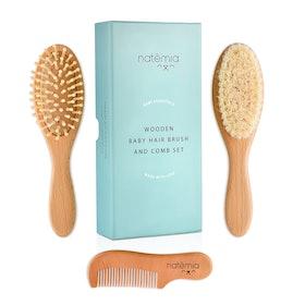 Natemia Hair Brush Set