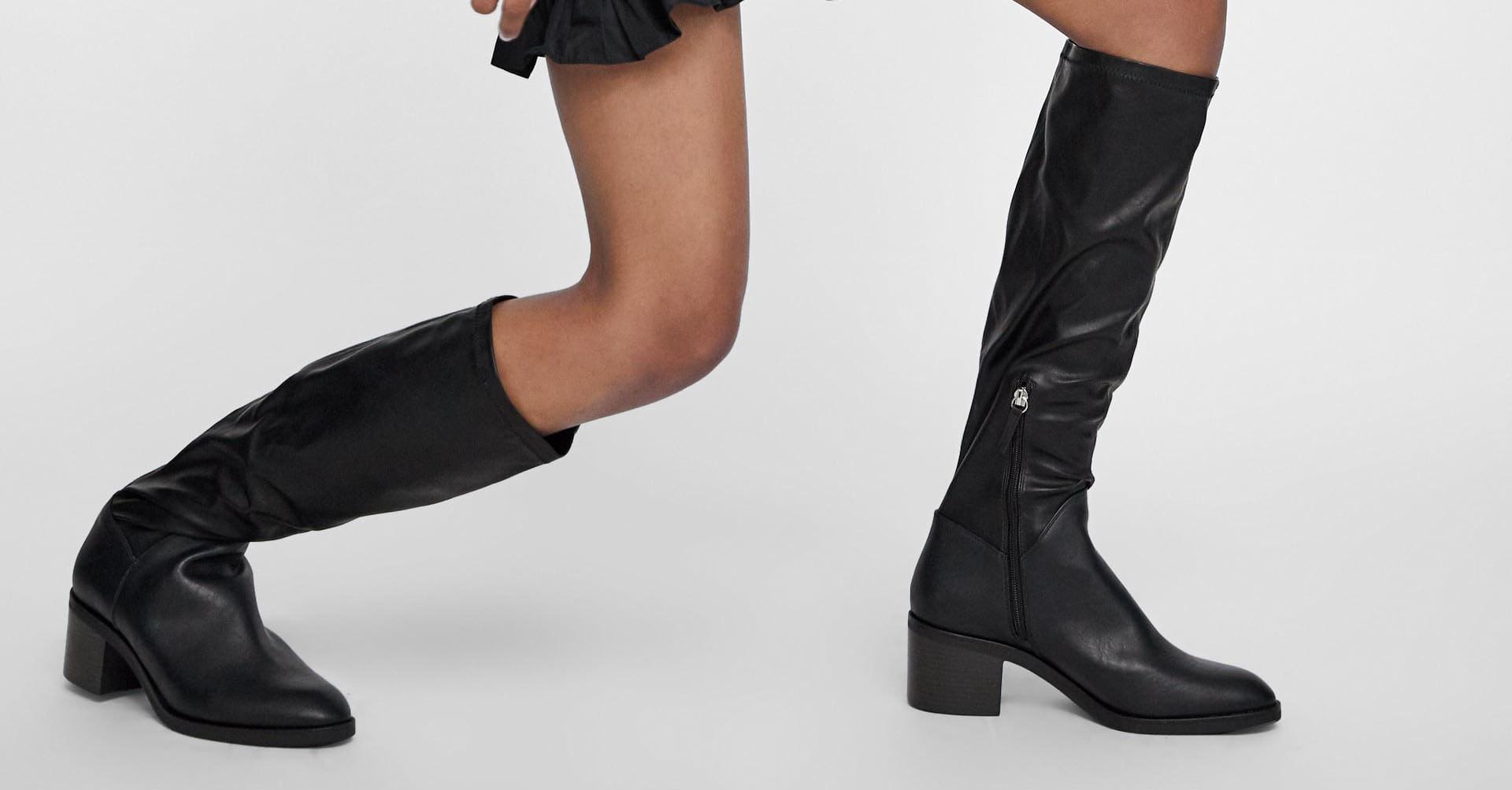 12 Boots Under $50 In Zara's Sale