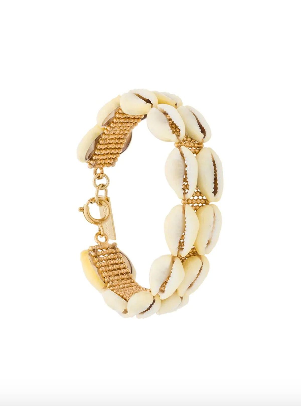 Shell Embellished Bracelet
