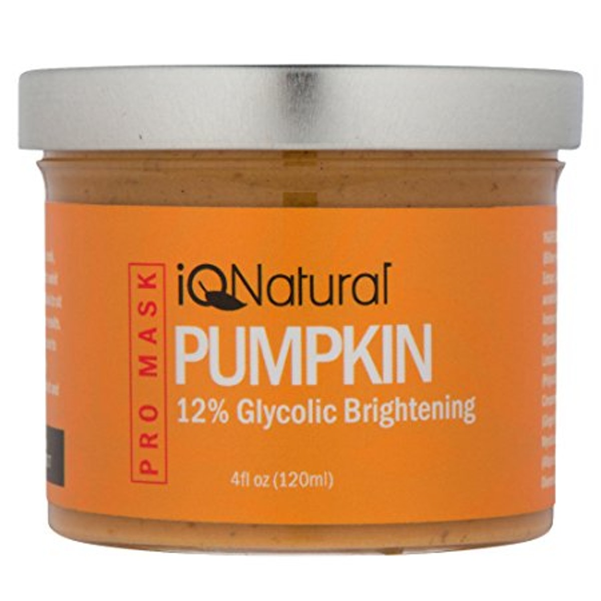 Organic Pumpkin Enzyme Facial Peel Mask