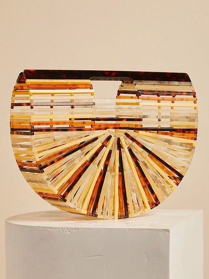 Acrylic Ark - Amber Multi