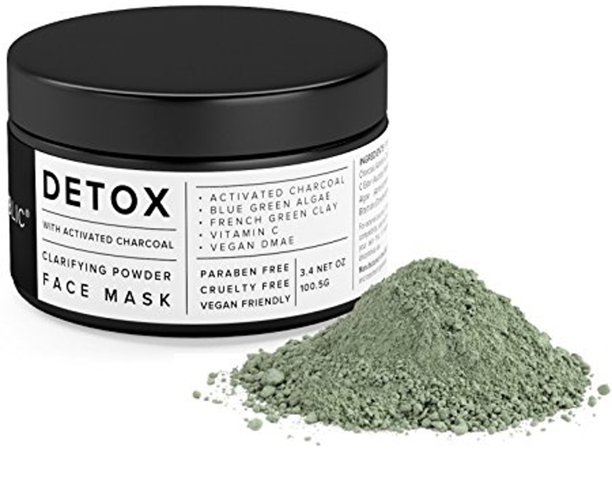 DETOX Clarifying Powder Face Mask