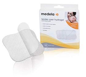 Soothing Gel Pads For Breastfeeding