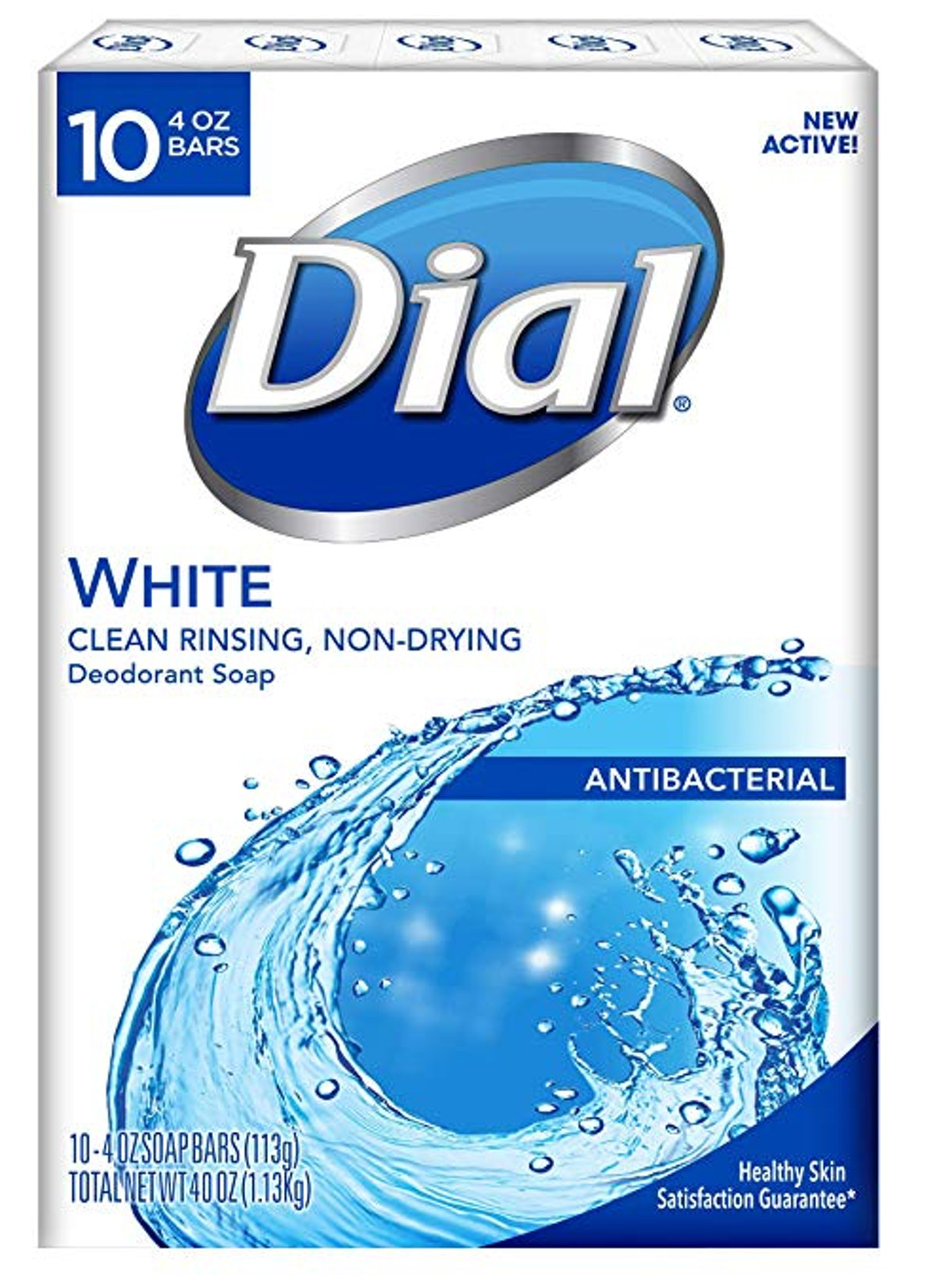 Antibacterial Deodorant Bar Soap