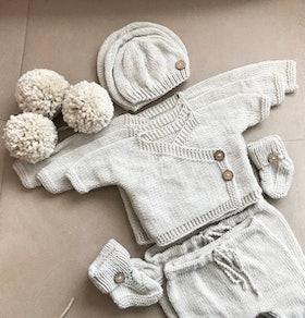 Handmade By Atlas Handmade Newborn Outfit