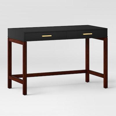Guthrie Two Tone Desk Matte Black - Project 62