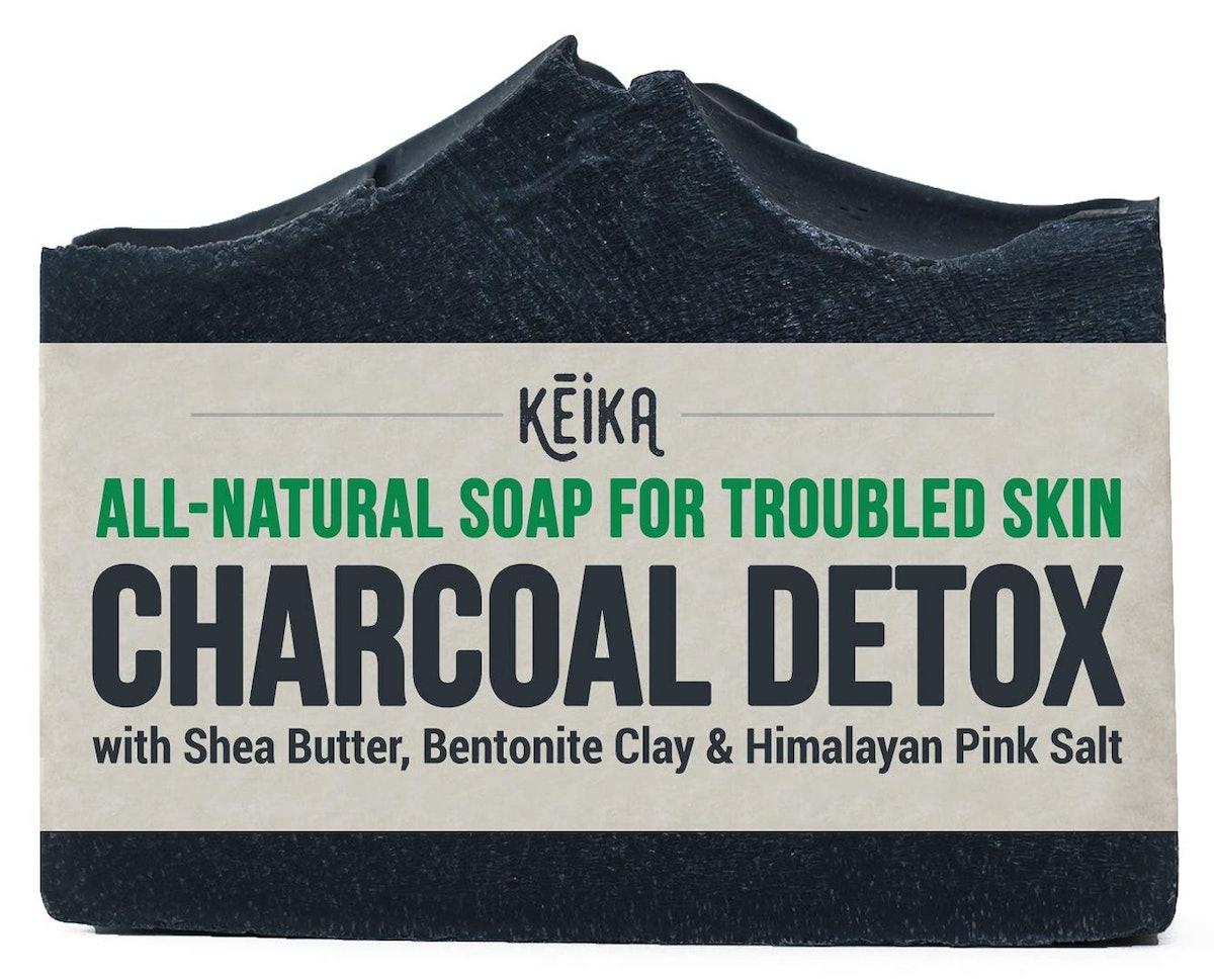 Keika Naturals Charcoal Soap Bar