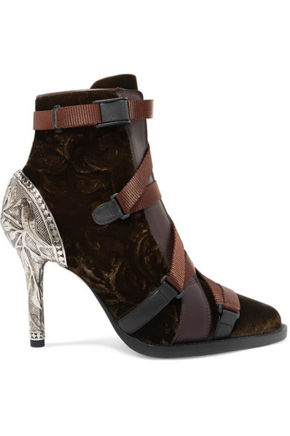 Chloé Tracy Ankle Boots
