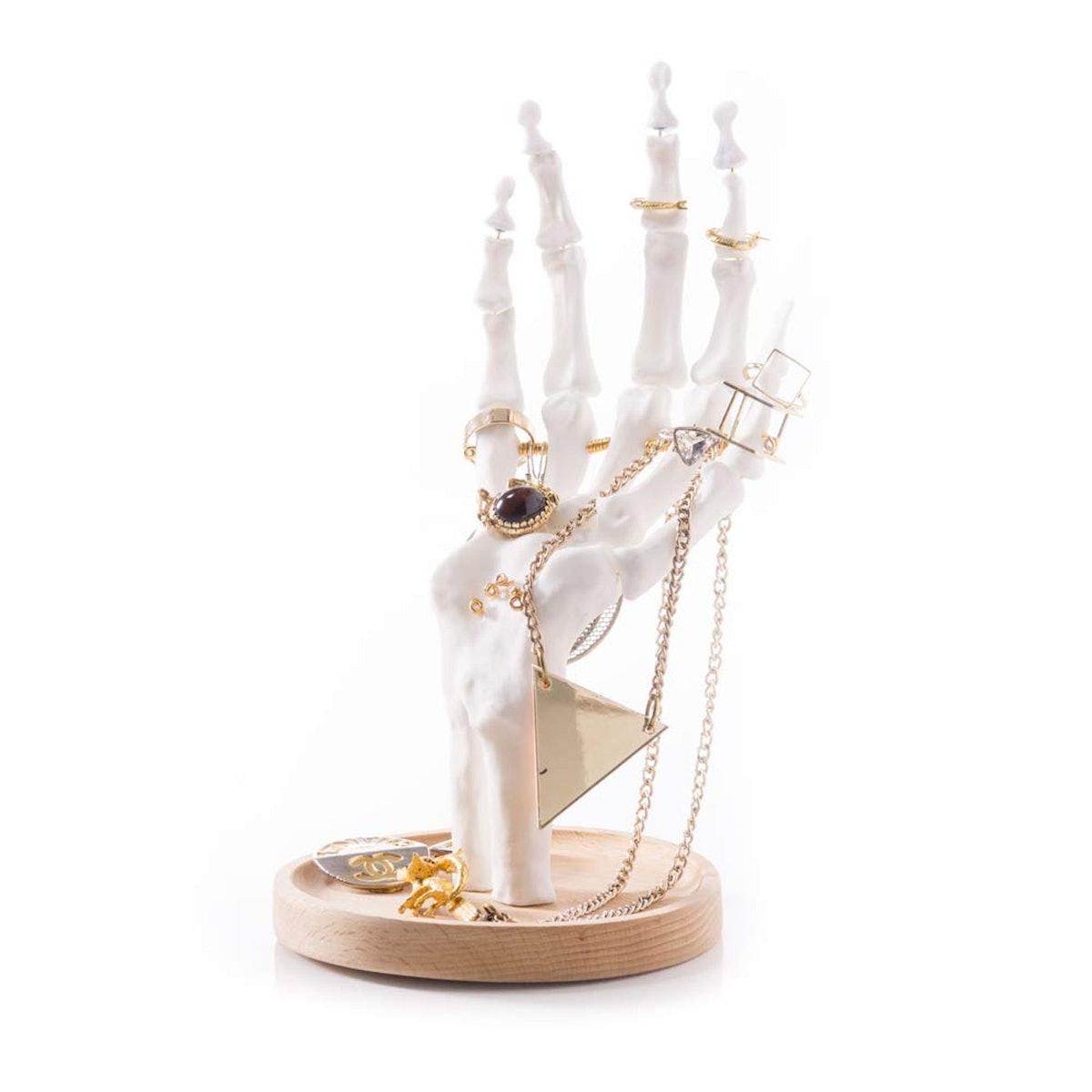 Suck UK Skeleton Jewelry Organizer
