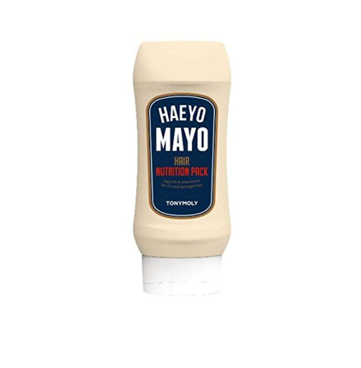 TONYMOLY Hair Mayo Pack