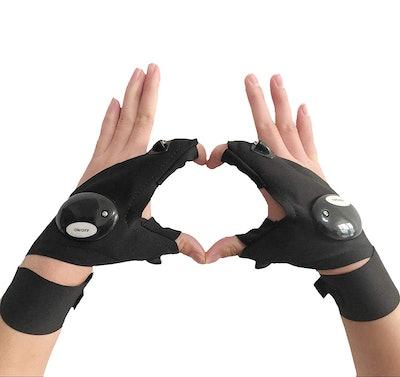 Coroler Flashlight Gloves