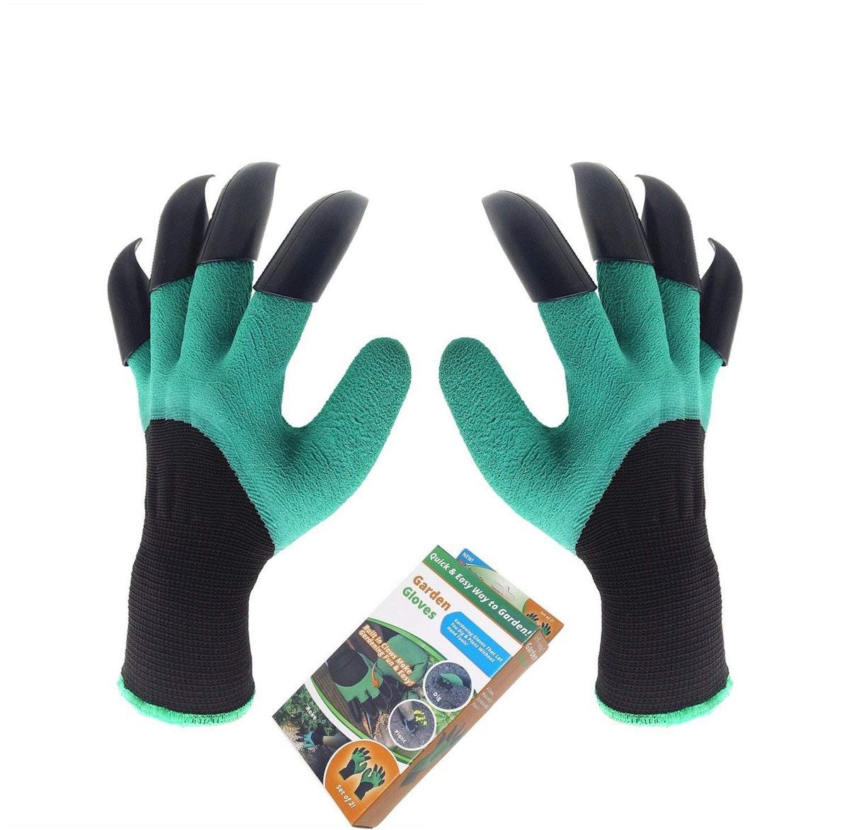Inf-way Garden Genie Gloves