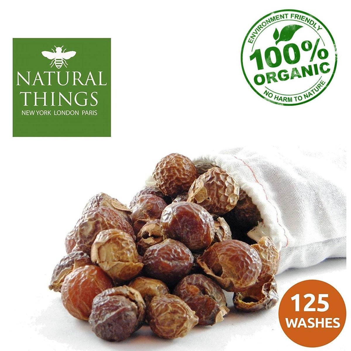Natural Things Laundry And Dishwashing Nuts