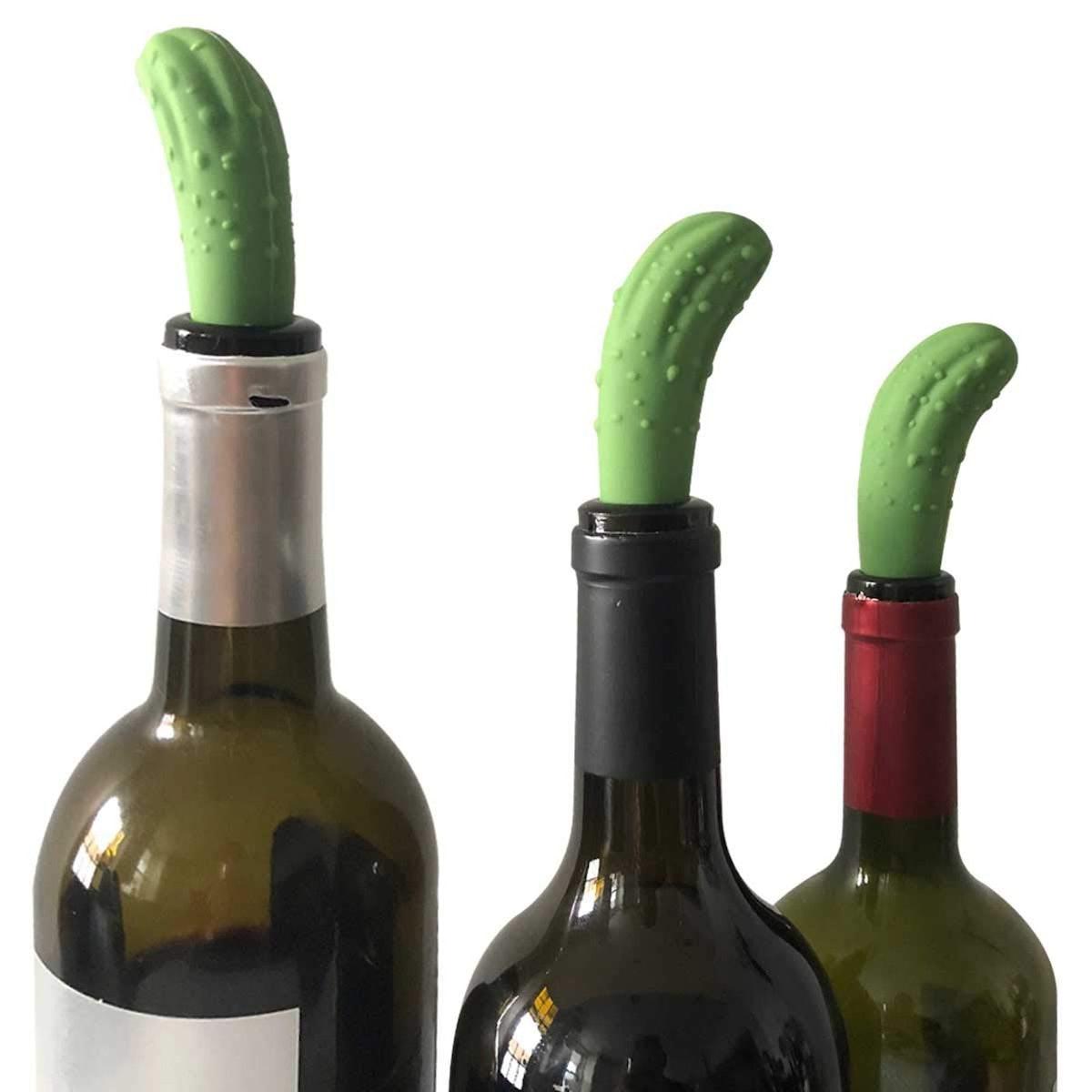 HAWWWY Pickle Wine Stopper