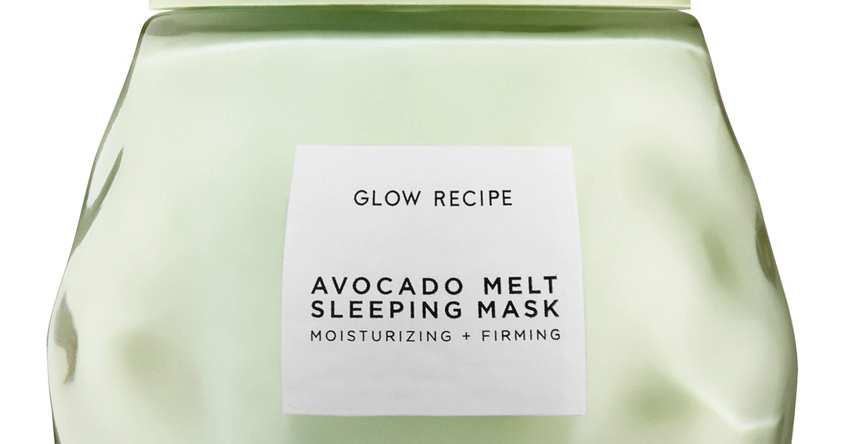 Avocado Melt Sleeping Mask