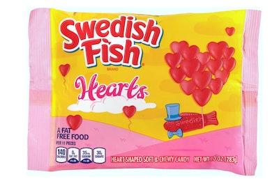 Swedish Fish Valentine's Day Hearts