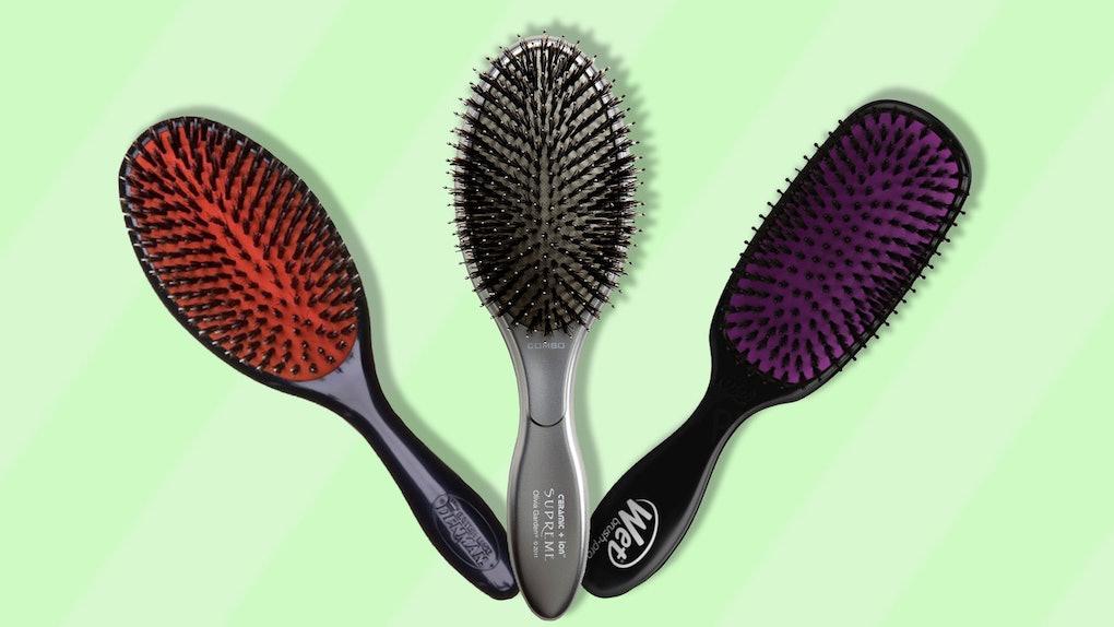 Pro Shine Enhancer Hairbrush by wet brush #6