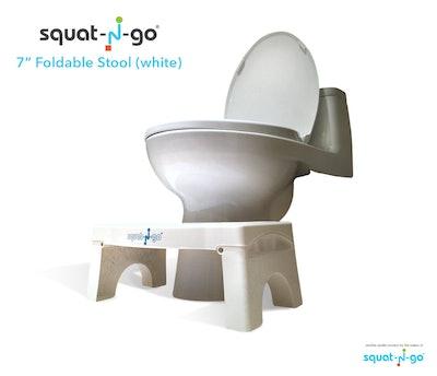 Squat-N-Go Folding Squatting Stool