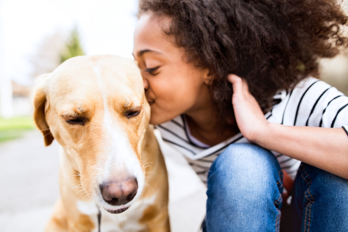 Having A Pet Can Be Good For Your Kid's Health In Surprisingly Important Ways