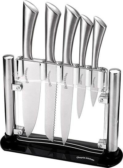 Utopia Kitchen Premium Class Stainless Steel Kitchen Knife Set