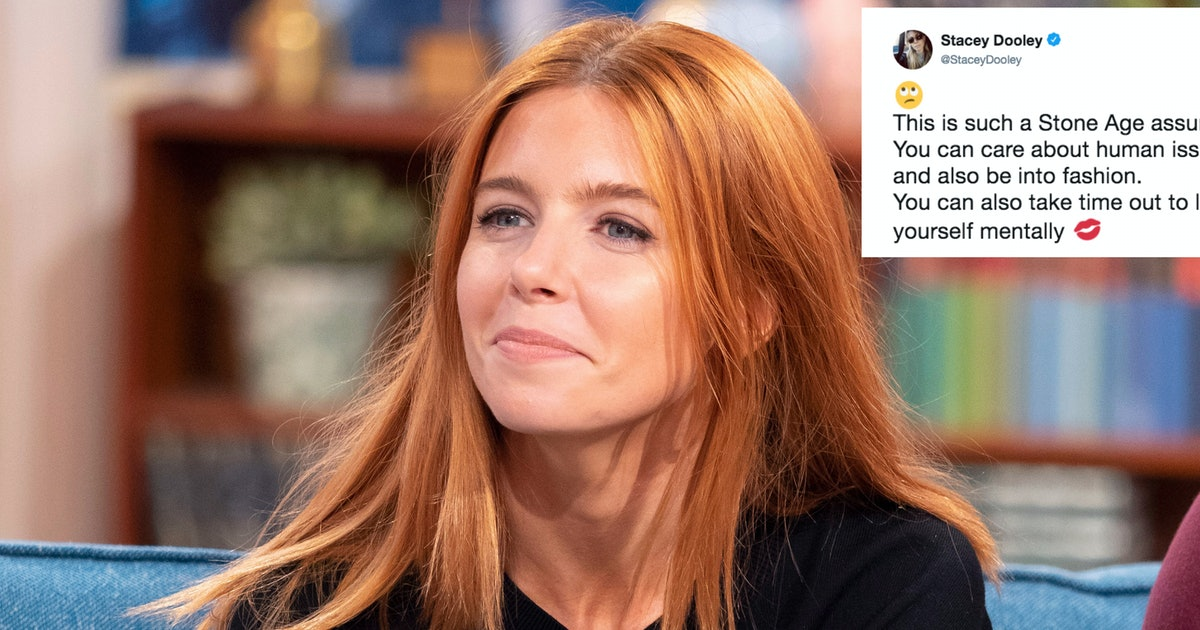 Stacey Dooley S Twitter Response To Comments About Her New Tv Show Are So On Point
