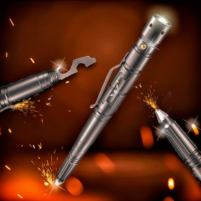 TakeFlight Tactical Pen Multi-Tool