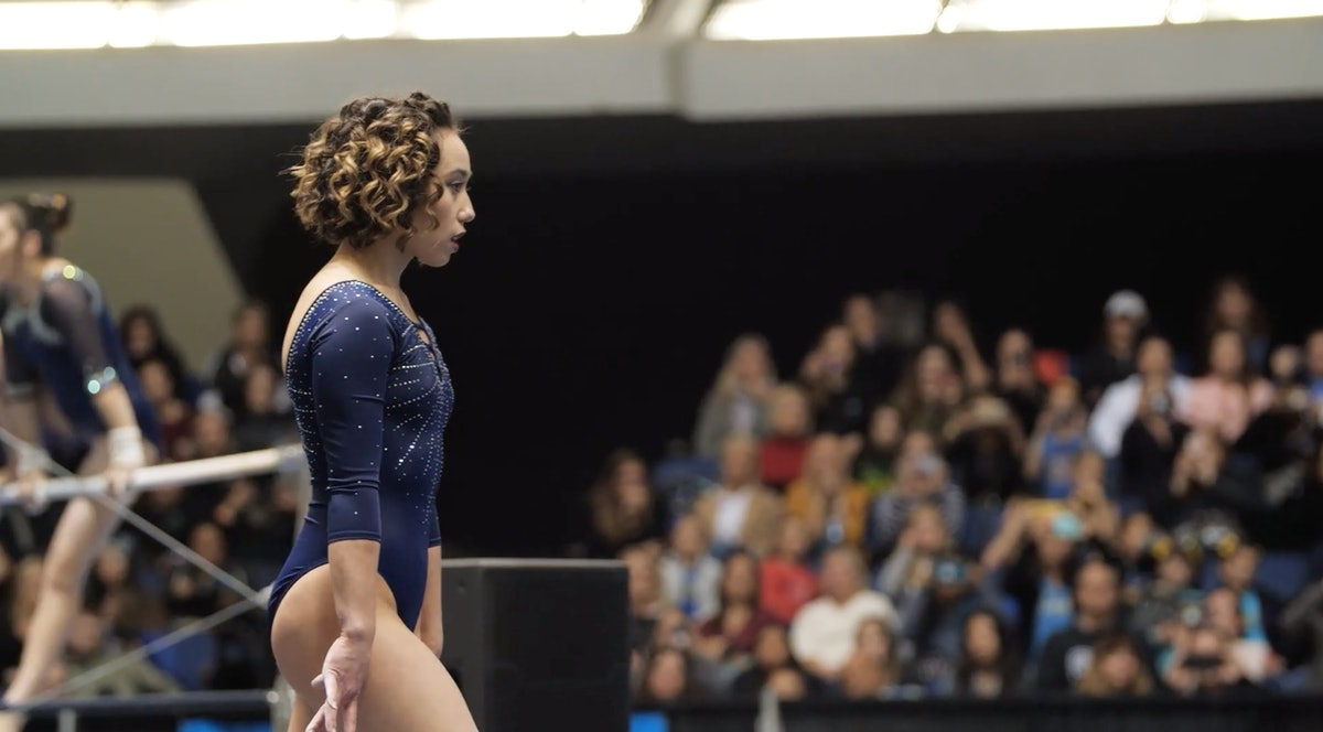 Gymnast Katelyn Ohashi's Recent Floor Routine Received A Perfect 10 & Now It's Going Viral