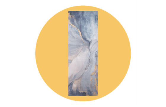 Yoga Mat In Soft Awakening