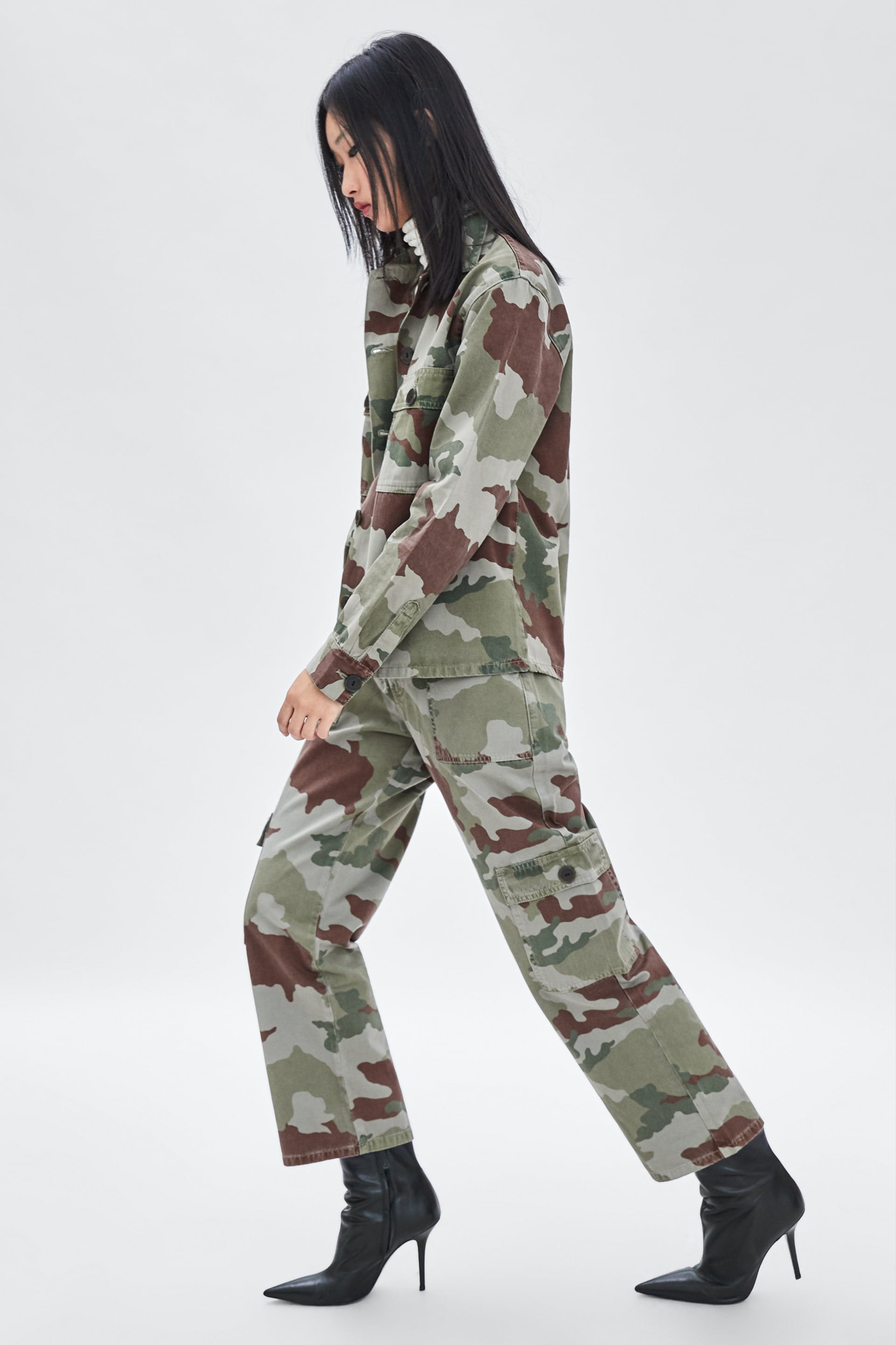 Why 2019's Camouflage Trend Is Achievable, No Matter How You