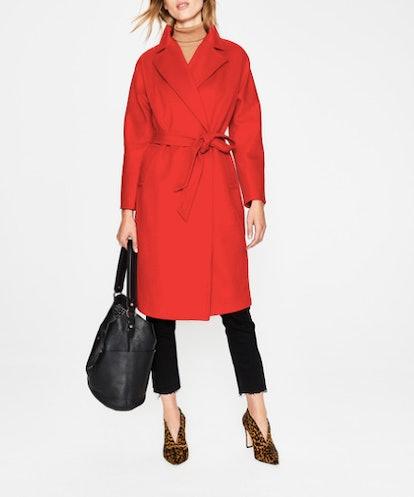 Lindfield Wrap Coat