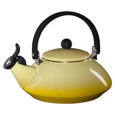 Sun Enamel On Steel 1.5 Quart Zen Tea Kettle