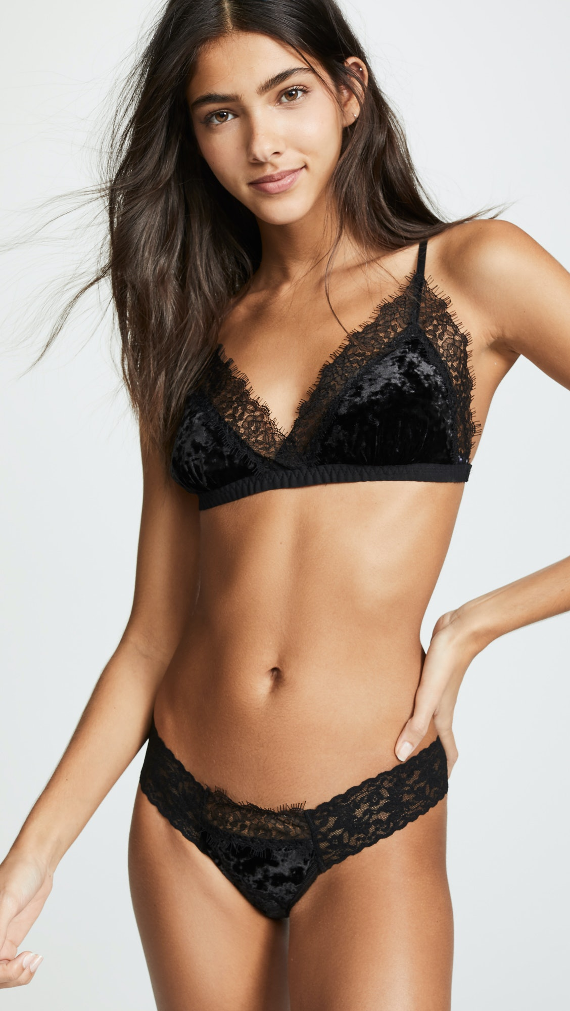 a178a85663ca2 Valentine's Day Lingerie That Isn't Completely Expected, Because Not  Everyone Wants To Wear Red