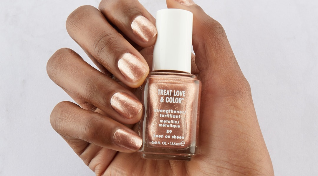 Essie S January 2019 Colors Are Proof Metallic Nail Polish Can Be Subtle