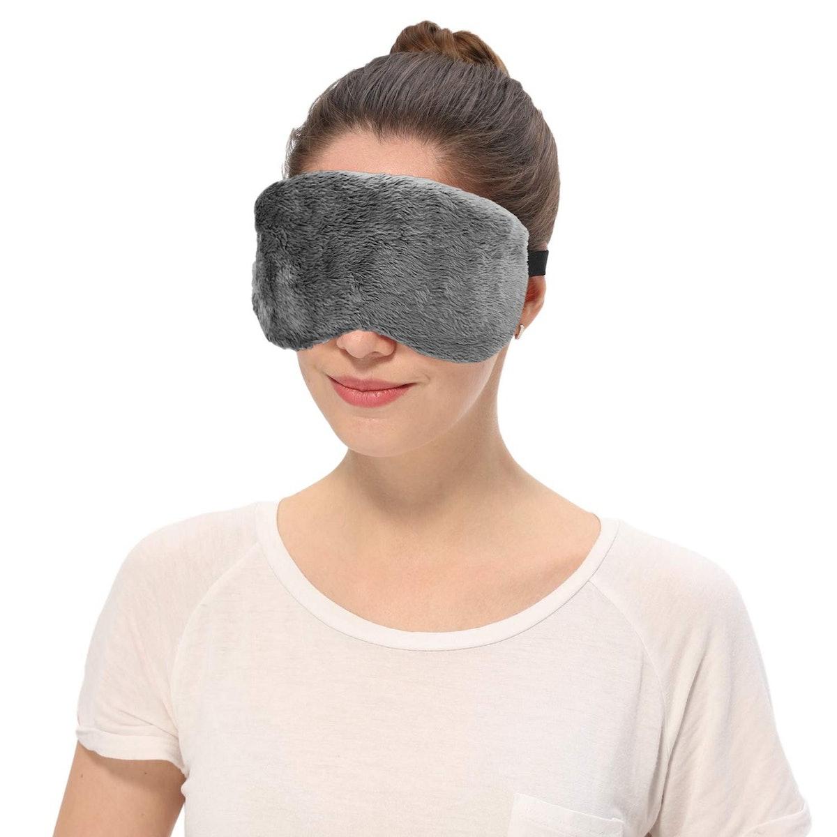 Aroma Season USB-Heated Lavender Steam Mask
