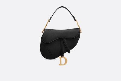 Calfskin Saddle Bag